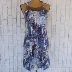 BCX Dresses - BCX Racerback Summer Shift Dress Sz S